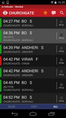 train status online